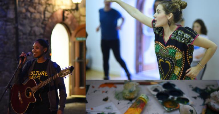 Culture night montage_photos by Ewa Figaszewska